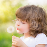 child_dandelion