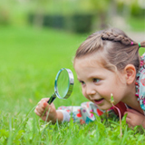 child_grass_magnifying_glass