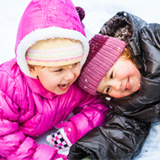 children_snow